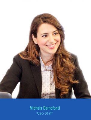 Michela Demofonti - CEO Staff